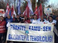"""Kazak: """"1 Mayıs Emek ve Dayanışma Günü Kutlu Olsun"""""""
