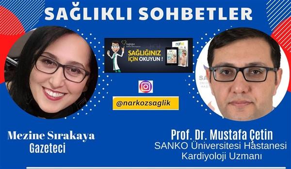 Prof Dr Çetin: Aritmiler (Kalp Ritim Bozuklukları) Hakkında Bilgilendirdi