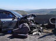 Gaziantep'te zincirleme trafik kazası: 2 ölü 8 yaralı