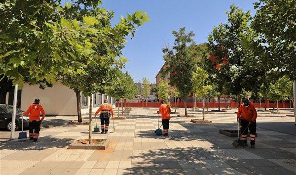 Şehitkamil'de Temizlik ve Hijyen Seferberliği Sürüyor