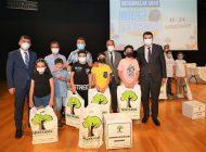 Şehitkamil'de Ortaokullar Arası Bilgi Yarışması Düzenlendi