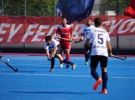 Hokey Süper Lig'de 5'inci Gün Maçları Tamamlandı