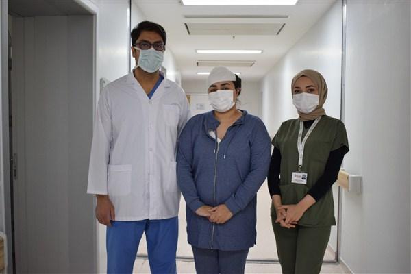 Irak'lı Hasta Beynindeki Tümörden ANKA'da Kurtuldu