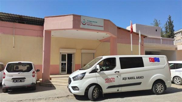 Gaziantep'te Aile Sağlığı Merkezlerinde BionNTech Aşısı!
