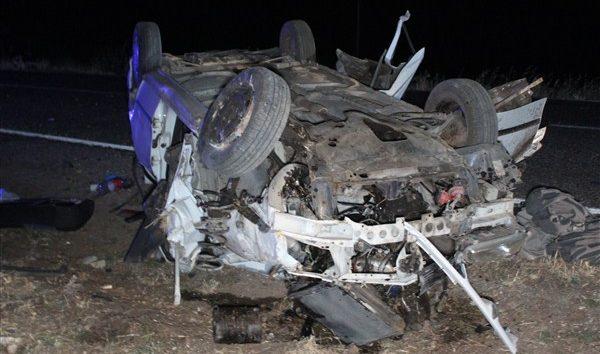 Gaziantep'te Feci Kaza: 3 Ölü, 2 Yaralı