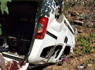 Düğün Yolunda Kaza: 10 Yaralı