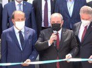 Sanayi ve Teknoloji Bakanı Varank, Kalyon Garaj'ın Açılışını Yaptı