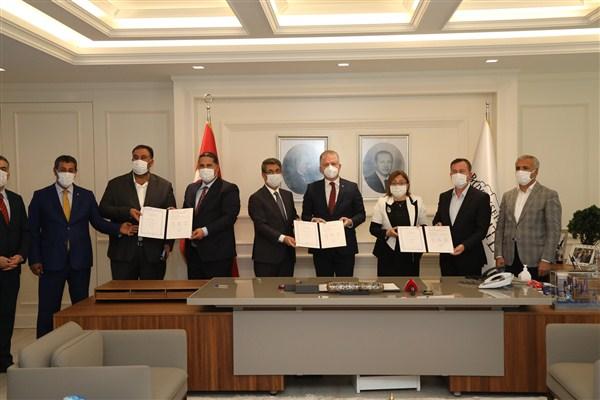 Büyükşehir'den Çiftçiye Yönelik 3 Yeni Protokol