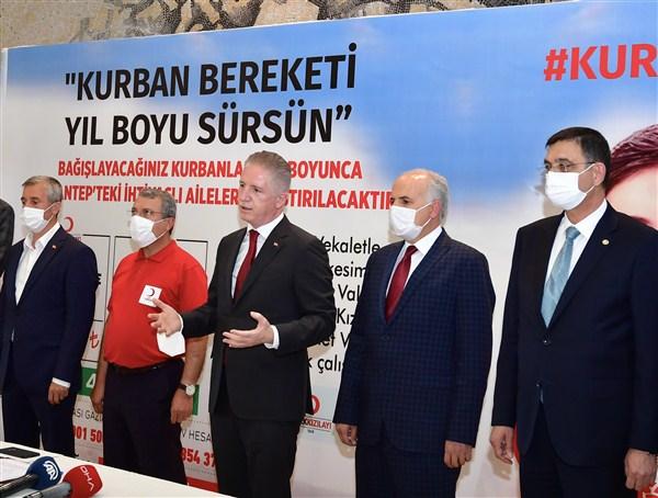KURBANTEP Protokolünün Üçüncüsü İmzalandı