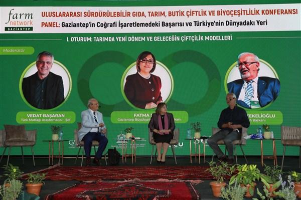 Farm Network'te Gaziantep'in Coğrafi İşaretleme deki Başarısı Konuşuldu