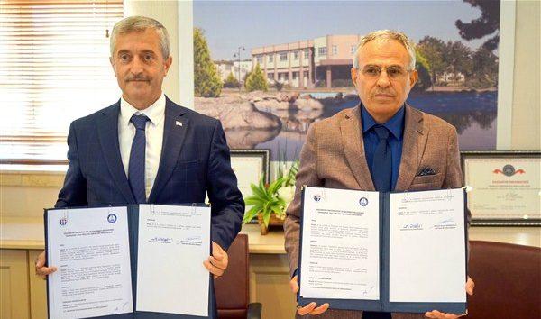 Rektör Özaydın'dan Şahinbey Belediyesin İş Birliği Protokolü