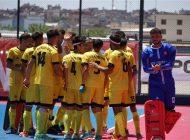 Hokeyin Süper Lig Zirvesinde Gaziantepli Takımlar Var