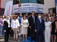 Kadın Girişimcilerden Model Fabrika ve KAGİDEM'e Ziyaret