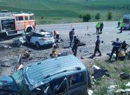 Sivas'ta katliam gibi kaza, ölenlerin kimlikleri belli oldu