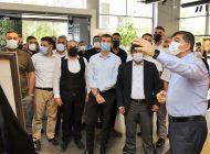 Başkan Fadıloğlu, AK Parti Teşkilatına İlçedeki Projeleri Anlattı