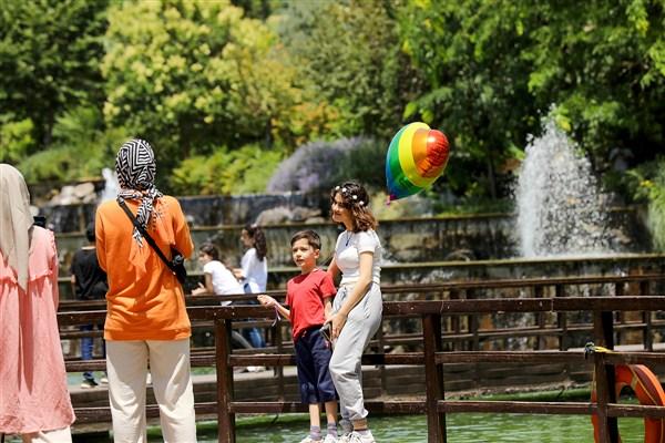 Dülük Tabiat Parkı, Kapılarını Yeniden Açtı