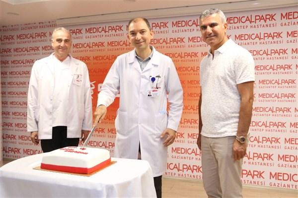 Medical Park Gaziantep Hastanesi'nde  Doçentlik Kutlaması