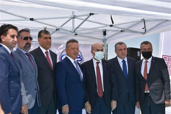 """GAİB Midyat Sanat ve Tasarım Fakültesi"""" İçin Düğmeye Basıldı"""