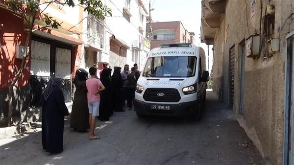 Gaziantep'te Boğazına Süt Kaçan Bebek Öldü