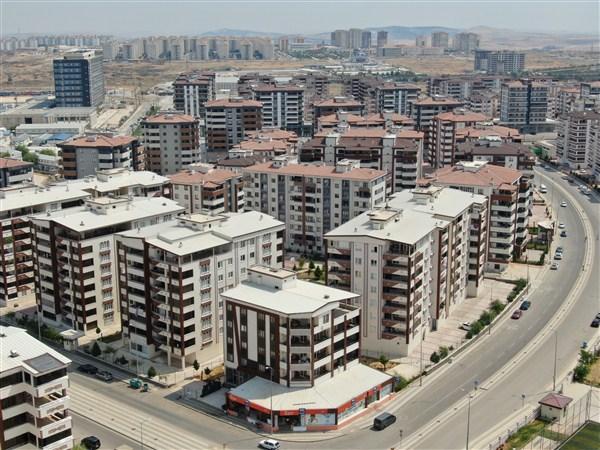 Gaziantep'te Konut Fiyatları Son Bir Yılda Yüzde Yüz Arttı