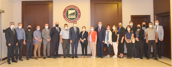 MEB ve GSO'dan Mesleki Eğitim Alanında İş Birliği Çalıştayı