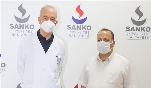 SANKO Üniversitesi Hastanesi'nde Başarılı Ameliyat