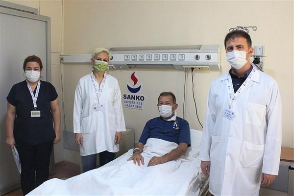 SANKO Üniversitesi Hastanesi Organ Nakil Merkezi