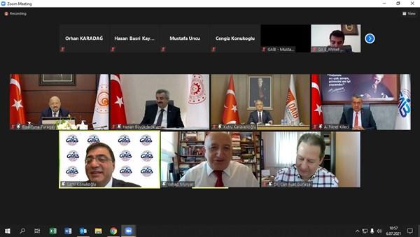 Türkiye'nin Makinesini Büyüten Şehirler – Gaziantep Toplantısı