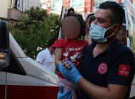 Antalya'da yürekleri sızlatan aile dramı