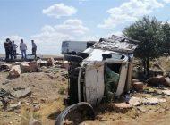 Hatalı sollama kaza getirdi: 2 ölü
