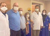 Başarılı Ameliyat ve Uzman Ekiplerle Kanserden Kurtuldu