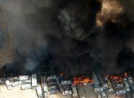 Kahramanmaraş'ta 71 Araç Yandı
