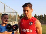 """Torgeir Borven: """"Bu Sezona En Az 10 Gol Atmayı Hedefliyorum"""""""