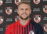 Gaziantep FK, Alexander Merkel'i Transfer Etti