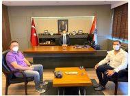 Defalife Hastanesi'den Mustafa Emre Başbuğ'a Hayırlı Olsun Ziyareti