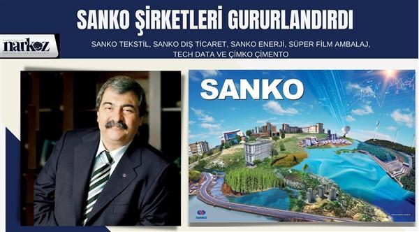 SANKO Şirketleri Gururlandırdı