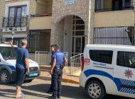 Hırsızlar gazetecilerin yaşadığı siteyi hedef aldı