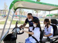 Şehitkamil'de 2  Bin 835 Öğrenciye Trafik Eğitimi Verildi