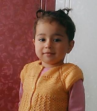 Su bidonuna düşen küçük Melek, boğularak hayatını kaybetti
