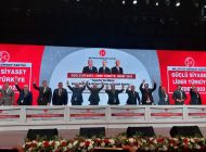 'Güçlü Siyaset Lider Türkiye' Buluşması Gaziantep'te Gerçekleşti