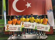 Büyükşehir Gazi Şehirli Gençlere Futbol Şöleni Yaşattı