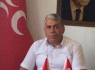 MHP Araban İlçe Başkanı Hayatını Kaybetti