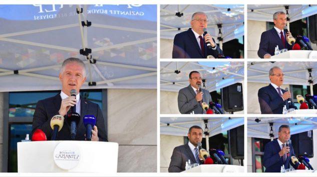 Vali Davut Gül: Kamuya ait okulların açılışına yetişemiyoruz.