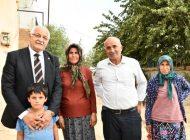 Gaziantep Milletvekili Mehmet Erdoğan Oğuzeli İlçesinde Ziyaretlerde Bulundu