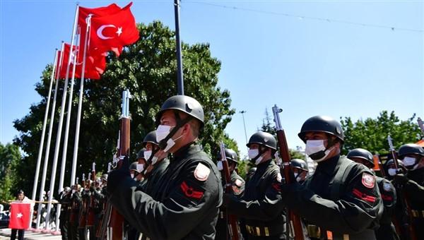 19 Eylül Gaziler Günü 100. Yılında Coşkuyla Kutlandı