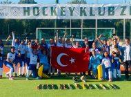 Polisgücü'nün Sultanları Avrupa Şampiyonu