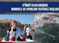 Rumkale Su Sporları Festivali Büyüledi