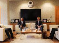 ABD Ankara Büyükelçiliği'nden GAİB'e Ziyaret