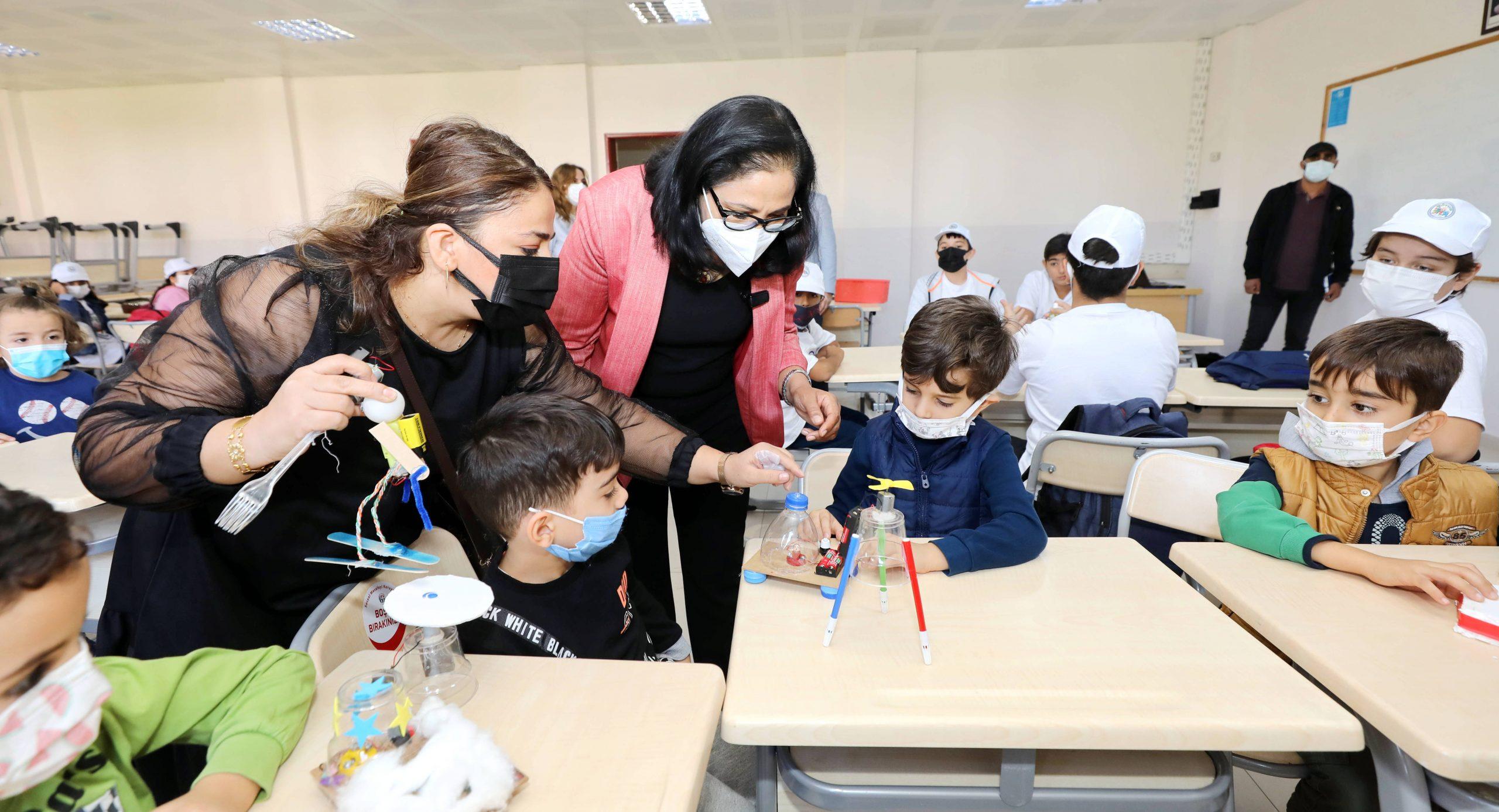 Aziz Sancar'lar Köy Okullarında Yetişiyor