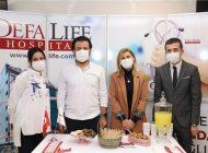 Defa Life Hastanesi'nde Hastalar Bilgilendirildi